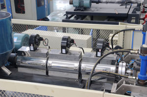 Extrusion Oil Plastic Drum Blow Molding Machine pictures & photos