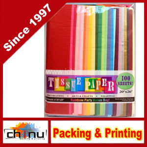 Assorted Rainbow Color Tissue Paper (510040) pictures & photos