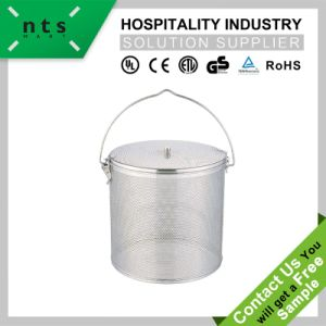 Filter Bucket for Hotel and Restaurant Kitchen Utensils pictures & photos