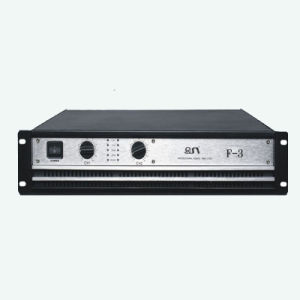 F-3 2u 2 Channel 500W Professional Power Amplifier pictures & photos