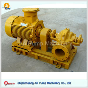 Centrifugal Horizontal Marine Split Casing Industrial Shrimp Farm Sea Water Pump pictures & photos