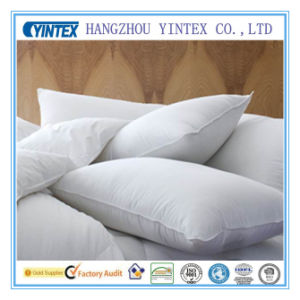 Wholesale 100% Cotton Duck Down Feather Pillow pictures & photos