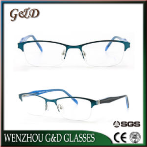 New Design Stainless Spectacle Frame Optical Frame 46-049 pictures & photos