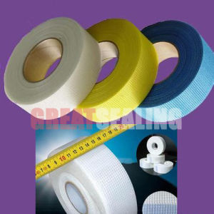 Self-Adhesive Fiberglass Mesh Tape (drywall joint tape)