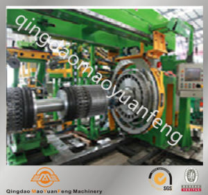 Tyre Building Machine with Fully Automatic Control pictures & photos