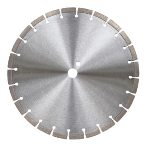 Supper High Quality Diamond Laser Blade for Asphalt pictures & photos