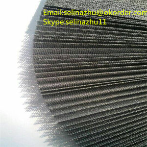 Plisse Mesh Made of PP Pet Polyester Fiberglass pictures & photos