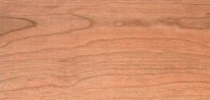 Red Cherry Artificial D Wood Veneer pictures & photos