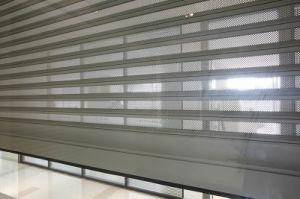 Perforated Rolling Door, Shop Front Roll up Door pictures & photos