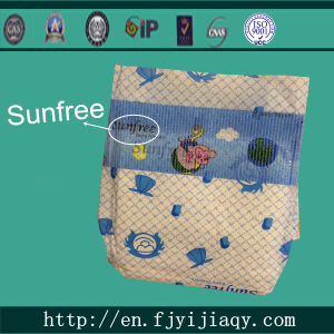 Nigeria Sunfree Baby Diapers pictures & photos