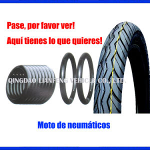 Motorcycle Tyre/Tire and Tubes, Auto Accessories 110/90-16, 110/90-17 pictures & photos