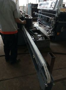 Manual/MCU/PLC Control System for Option Glass Beveling Edging Machine pictures & photos
