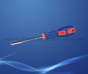 "1/4"" Hex Magnetic Bit Holder Screwdriver pictures & photos"