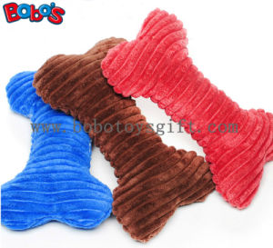 Specially Material Plush Pet Toy Stuffed Bone Toy for Dog Cat BOSW1075/22CM pictures & photos