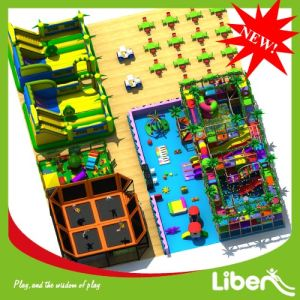 Large Kids Indoor Playground Equipment for Sale pictures & photos