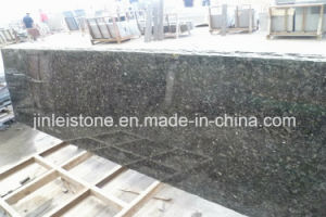 Emerald Pearl Granite Slab for Countertop or Backsplash pictures & photos