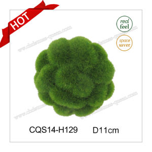 D11cm Mini Artificial Flower Christmas Ball Glass Craft pictures & photos