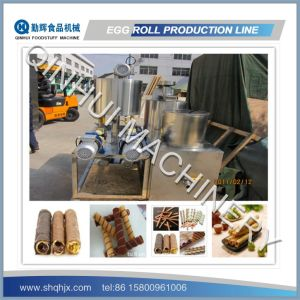 Hollow Stick Roll Machine pictures & photos