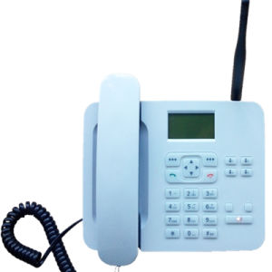 Table Phone with SIM Card (KT1000-180C) pictures & photos