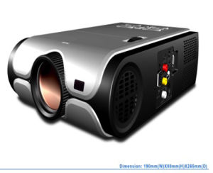 LED Projector, T-300pb (II) pictures & photos