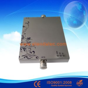 23dBm 75db High Quality Low Cost 2100MHz Booster WCDMA Repeater pictures & photos