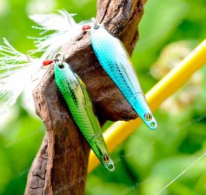 Top Grade Zinc Alloy Metal Fishing Lure--Bass Spoon (HSJ003) pictures & photos