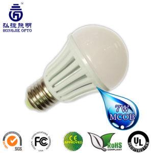 B22/E26/E27 Mcob LED Bulbs 7 Watt