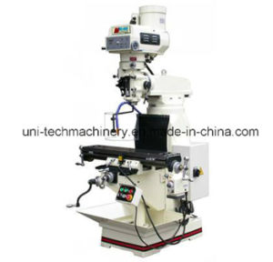 Mo Vertical Universal Turret Milling Machine pictures & photos