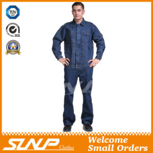 Denim Jacket Workwear Uniform