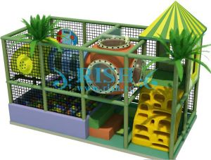 Safe Indoor Playground Equipment (RS095)