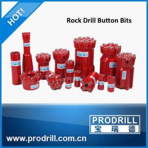 Rock Drill Button Bits, T51-76mm, Retrac Skirt pictures & photos