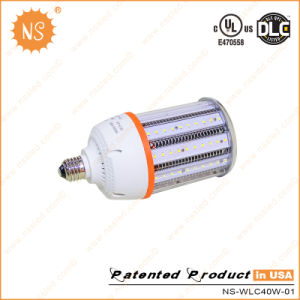 UL Dlc 150W HID Replacement E39 40W LED COB Bulb pictures & photos