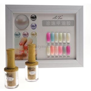Pearl UV Gel Polish Nail Art Beauty Color Gel (UG34) pictures & photos