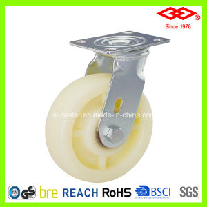 100mm Heavy Duty Plastic Caster Wheel (P741-20F100X40) pictures & photos