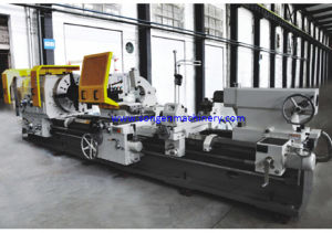 Spindle Bore Diameter 280mm, Distance Between Centers 1500-6000mm, Oil Country Lathes pictures & photos