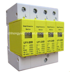 Class D 20ka Lightning Surge Protection pictures & photos