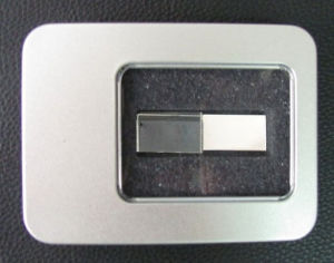 Crystal USB Drives with Tin Box pictures & photos