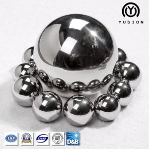 Yusion Variation Size and Grade Ss Grinding Media Steel Balls pictures & photos