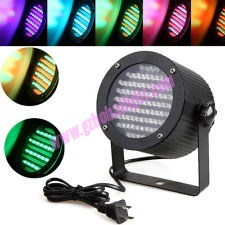 86*5mm Sound and DMX LED Effect RGB Strobe Light