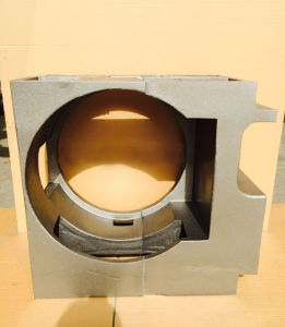 Sand Casting- Engine Box Machinery Part pictures & photos