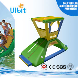 Cheap Price Inflatable Water Game Toys in China (Lifeguard Tower) pictures & photos