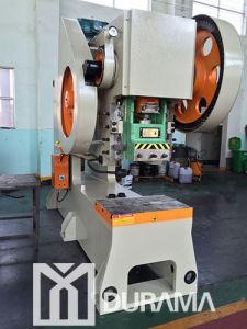 Drj21 Power Press / Punching Machine / Punching Holes/Durama Mechanical Deep Throat Power Press pictures & photos