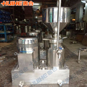 Stainless Steel Colloid Mill for Soybean Processing pictures & photos