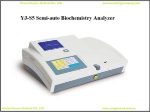 8 Standard Filters Semi Automatic Biochemistry Analyzer Yj-S5 pictures & photos