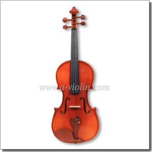 Printed Flame Acoustic Student Violin Outfit for Beginners (VG200) pictures & photos