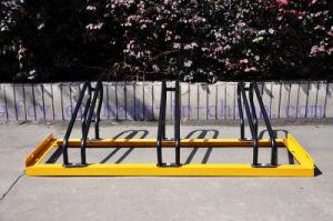 Floor Mounted Parking Bike Rack pictures & photos
