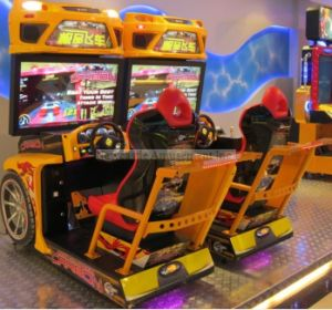 Arcade Game Machines Need for Speed Carbon Dx Game Machine pictures & photos