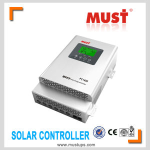 High Efficiency CE /Rohs 24/48V Auto Work MPPT Solar Charger Controller pictures & photos