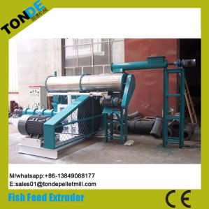 Floating Fish Pet Dog Food Pellet Processing Equipment Line pictures & photos