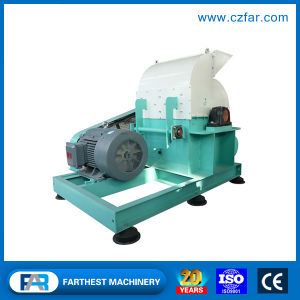 Biomass Grinder for Wood Pellet Making Factory pictures & photos
